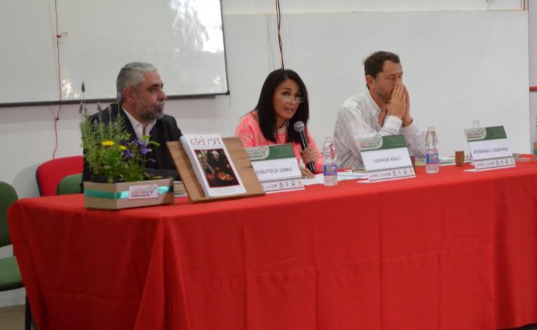 Daniel Scatturice (Decano de la Facultad de Ciencias Agrarias y Forestales – UNLP Argentina)