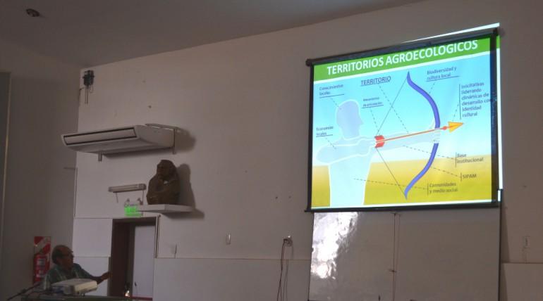 A2-  Intensificación Agroecológica o Agroecología como enfoque  englobador: Miguel Altieri (SOCLA)