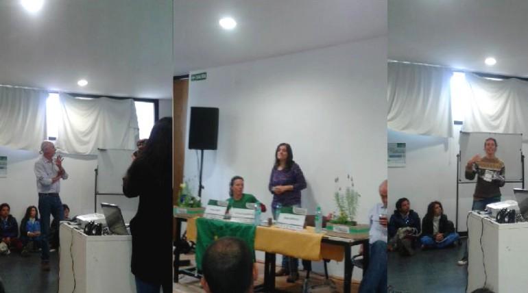 3.14 Intercambio de saberes y Agroecología